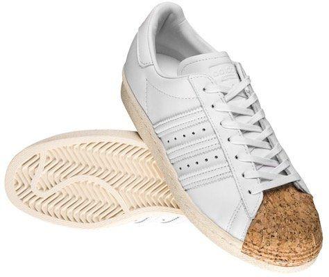 adidas Originals Superstar 80s Cork Sneaker für 57,99€ (statt 70€)   Restgrößen