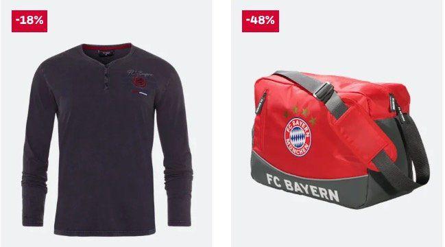 FC Bayern Shop: 20€ Gutschein ab 100€ MBW