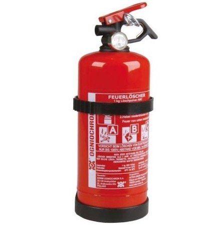 Unitec Kfz Feuerlöscher 1kg für 9,99€ (statt 16€)