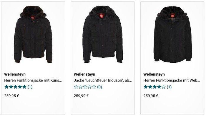 Galeria: Mit Advents Gutschein bis zu 20% sparen   z.B. Winterjacken von Wellensteyn