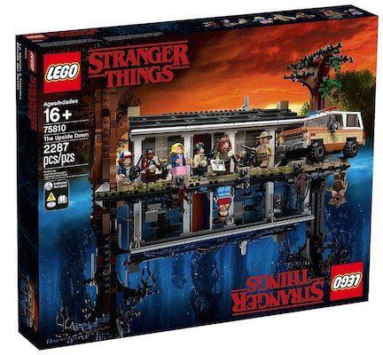 LEGO Stranger Things   Die andere Seite (75810) für 169,99€ (statt 195€)