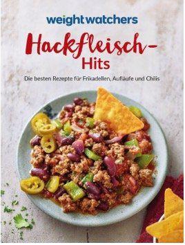 Weight Watchers Kochbuch Hackfleisch Hits für 3,27€ (statt 9€)
