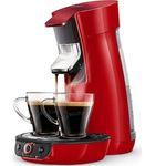 Philips Senseo Viva Café HD6564 Kaffeepadmaschine in Feuerrot für 50,38€ (statt 70€)