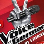 "Ticket ""The Voice of Germany"" Live in Concert am 27.12. in Aschaffenburg (PK 1) für 39€"