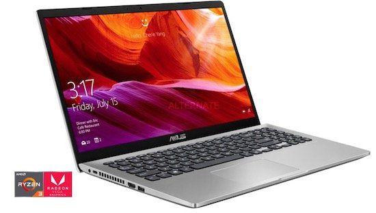Ausverkauft! Asus D509DA EJ090   15,6 Zoll Full HD Notebook mit Ryzen 3 + 512GB SSD für 285,99€ (statt 355€)
