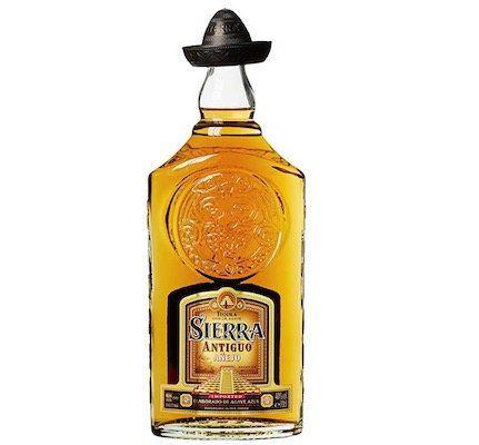Abgelaufen! Sierra Tequila Antiguo (0,7 Liter) für 13,99€ (statt 21€)   Prime