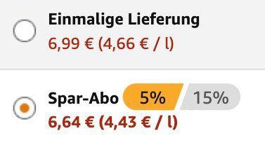 6er Pack AXE 2 in 1 Duschgel & Shampoo Anti Hangover ab 6,64€ (statt 12€)   Prime
