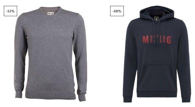 Knaller! 🔥 3er Pack Mustang Pullover für nur 46,85€ (statt 90€)