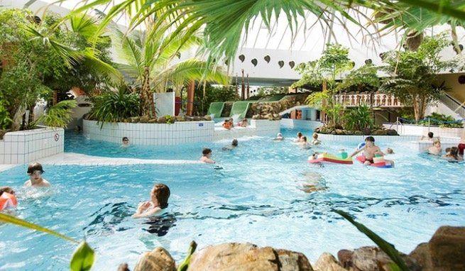 Tageskarte ins Aqua Mundo + Sauna im Center Parcs Park Eifel für 4,80€   Kinder nur 3,60€