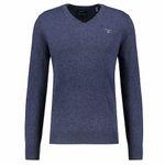 Gant Herren Wollpullover mit V-Neck für 59,90€ (statt 71€)
