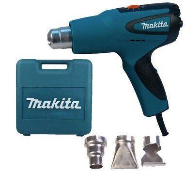 Makita HG551VK Heißluftpistole im Koffer für 55,90€ (statt 66€)