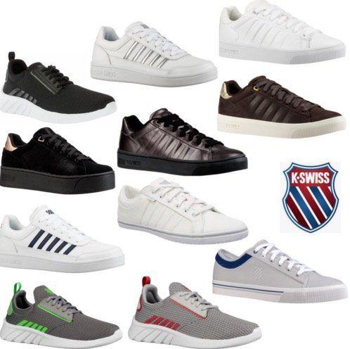 K Swiss Sneaker für Damen und Herren je nur 24,90€   z.B. Bridgeport II Unisex Sneaker (statt 33€)