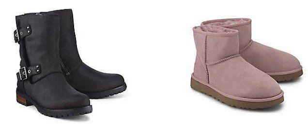 UGG Sale bei Görtz + 10% Gutschein   z.B. UGG Boots NIELS II für 162€ (statt 189€)