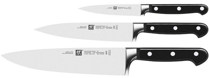 Zwilling Professional Messerset S 3 teilig für 66,89€ (statt 99€)