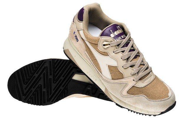 Diadora V7000 ITA Alpini Warm Sand Sneaker für 53,94€ (statt 84€)