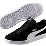 Puma Smash V2 Low-Top Sneaker in Schwarz für 15,99€ (statt 29€) – Prime