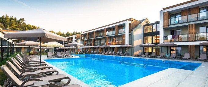 4* Saltic Resort & Spa Hotel ab 1 Übernachtung inkl. täglicher Halbpension ab 39,50€ p.P.