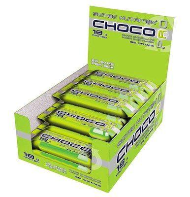 Ausverkauft! 20er Pack Scitec Nutrition Choco Pro Lemon Cake Eiweißriegel für 12,49€ (statt 35€)   MHD 12/19