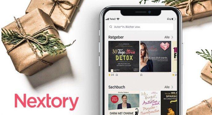 45 Tage Nextory ausprobieren   Hörbücher & E Books komplett gratis als audible Alternative
