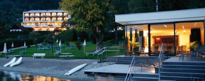 2 ÜN im 4* Seehotel Hoffmann (100%) in Kärnten inkl. Frühstück, 3 Gang Menü und Wellness ab 99€ p.P.