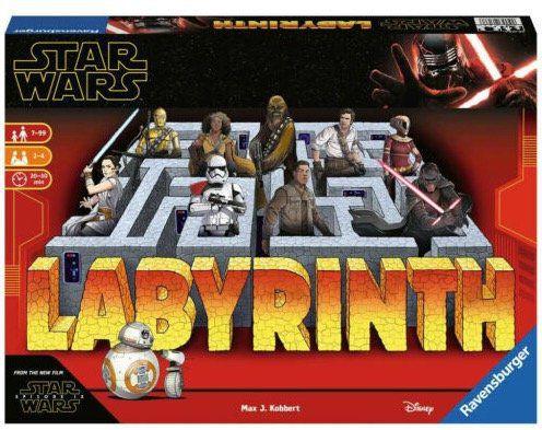 Ravensburger Star Wars IX Labyrinth (26137) für 19,99€ (statt 26€)