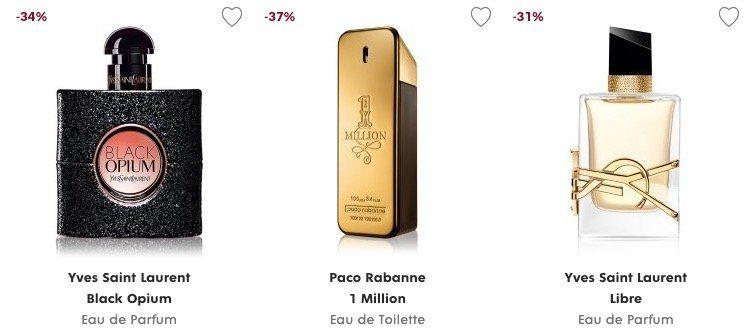 Vorbei! 5€ Flaconi Parfum Gutschein ohne MBW   z.B. Boss Bottled 50ml EdT für 27,95€(statt 32€)