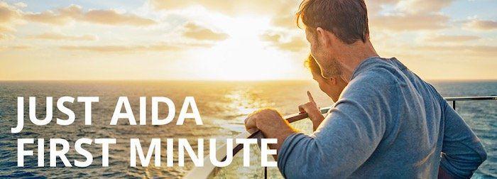 🚢 Neue AIDA First Minute Angebote   z.B. 14 Tage Karibische Insel ab 1.499€ inkl. Flüge