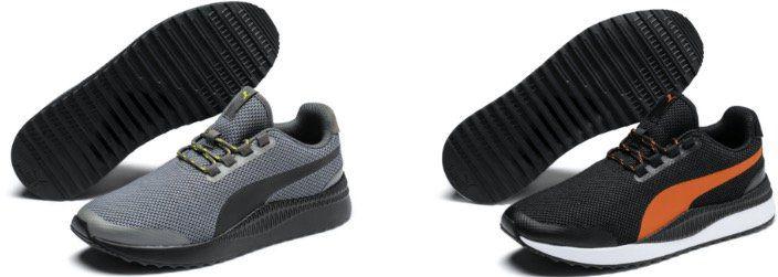 Puma Pacer Next FS Knit 2.0 Sneaker als Unisex in Grau oder Schwarz für 32,95€ (statt 80€)