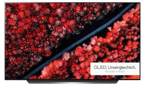 Vorbei! LG OLED65C97LA   65 Zoll OLED UHD Fernseher für 1960,89€ + 337,95€ in Superpunkten