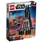 LEGO Star Wars – Darth Vaders Festung (75251) für 105,90€ (statt 130€)