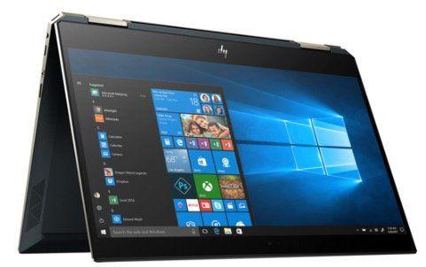 HP 13,3 FullHD Convertible Spectre x360 (Touch, Core i5,512GB SSD) für 903,99€ (statt 1.200€)