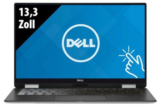 Knaller: Dell XPS 13 (9365)   13,3 Zoll QHD+ mit 512 GB SSD + Win 10 für 899€ (statt 1.375€)