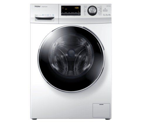 Haier HW80 B14636 Waschmaschine mit 8kg für 296,10€ (statt 341€)