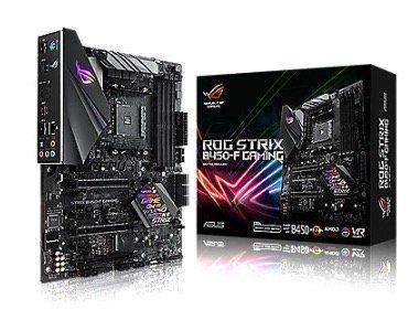 Asus ROG Strix B450 F Gaming ATX Mainboard für 104,89€ (statt 123€) + 40€ Cashback
