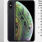 Apple iPhone XS inkl. 10€ Amazon Gutschein für 134€ + Vodafone Flat mit 20GB LTE für 29,99€ mtl.
