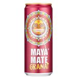 24er Pack Maya Mate Granat Erfrischungsgetränk mit Koffein ab 13,29€ (statt 19€) zzgl. 6€ Pfand