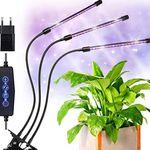 VOYOMO LED Pflanzenlampe mit 24 Stunden Zeitschaltuhr für 16,49€ (statt 30€)