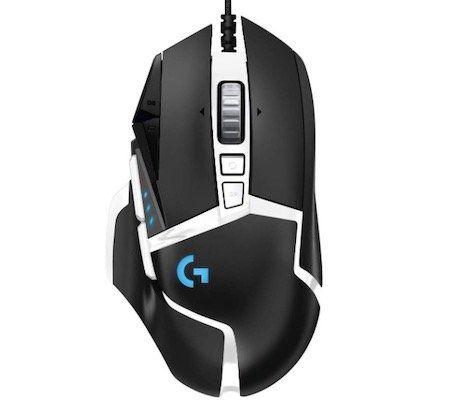 Logitech G502 HERO Gaming Maus Special Edition für 39€ (statt 49€)
