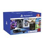 Sony PlayStation VR Mega Pack V2 + Camera inkl. 5 Games für 199€ (statt 289€)