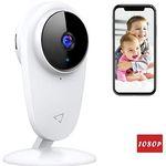Victure 1080P Kamera mit Nachtsicht und 2-Wege Audio für 17,99€ (statt 30€) – Prime