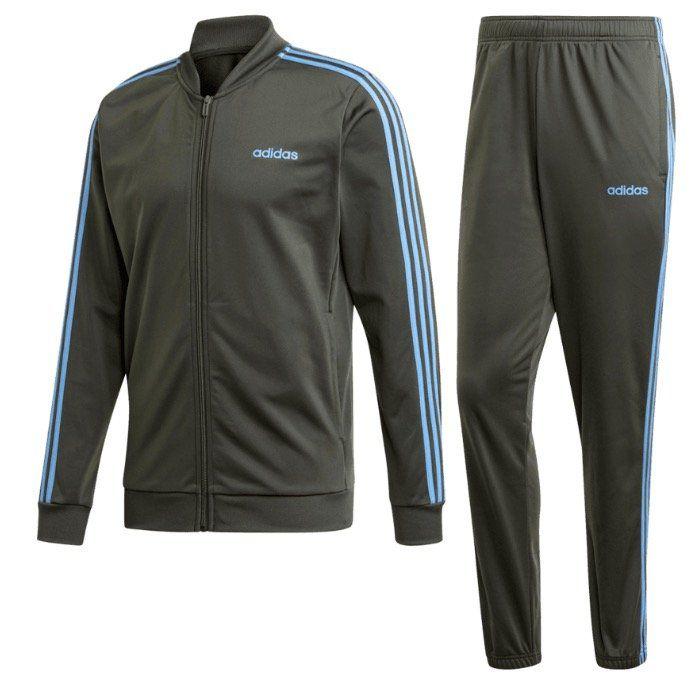 adidas Trainingsanzug Back to Basic 3 Stripes für 39,95€(statt 55€)