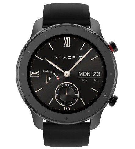 Amazfit GTR Lite 47mm Smartwatch mit bis zu 24 Tagen Laufzeit für 99,60€