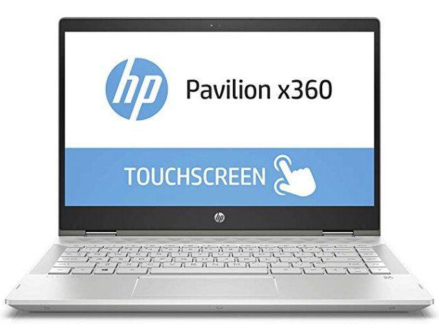 HP Pavilion x360 14 cd1005ng Convertible mit 128GB + 1TB ab 689€ (statt 801€)