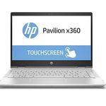 HP Pavilion x360 14-cd1005ng Convertible mit 128GB + 1TB ab 689€ (statt 801€)
