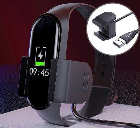 Vorbei! Nützlicher Xiaomi Mi Band 4 Lade Adapter für 0,90€