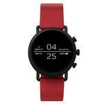 Skagen Falster 2 Damen Smartwatch mit rotem Silikonarmband für 129,50€ (statt 179€)