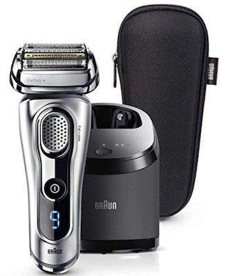 Braun Series 9 9292cc Rasierer mit Reinigungsstation für 199,90€ (statt 219€)