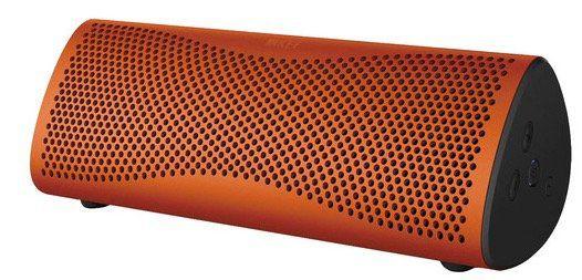 KEF MUO Bluetooth Lautsprecher mit bis zu 12 Stunden Laufzeit für 75,90€ (statt 135€?)