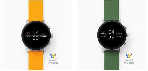 🔥 Skagen Falster 2 Damen Smartwatch mit Silikonarmband für 79,20€ (statt 171€)