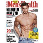 Jahresabo Men's Health für 58€ + Prämie 50€ BestChoice Gutschein